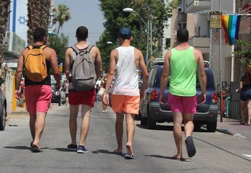 Tel Aviv, Adam Groffman