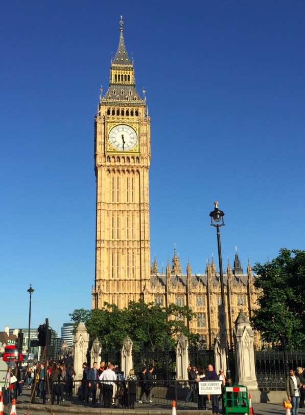 Big Ben in London, ManAboutWorld gay travel magazine