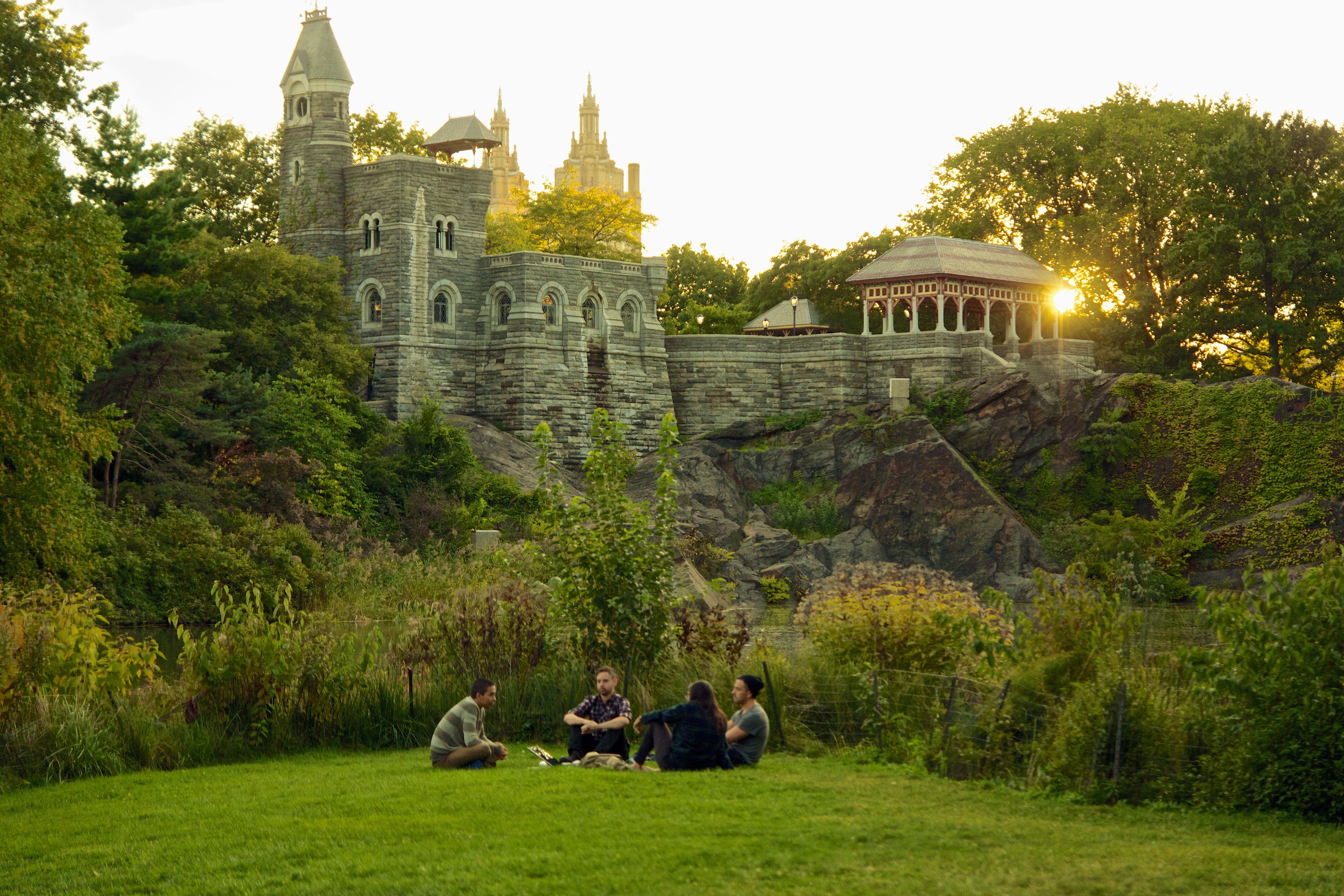 Central Park/Great Lawn, Sep 2013 - 03