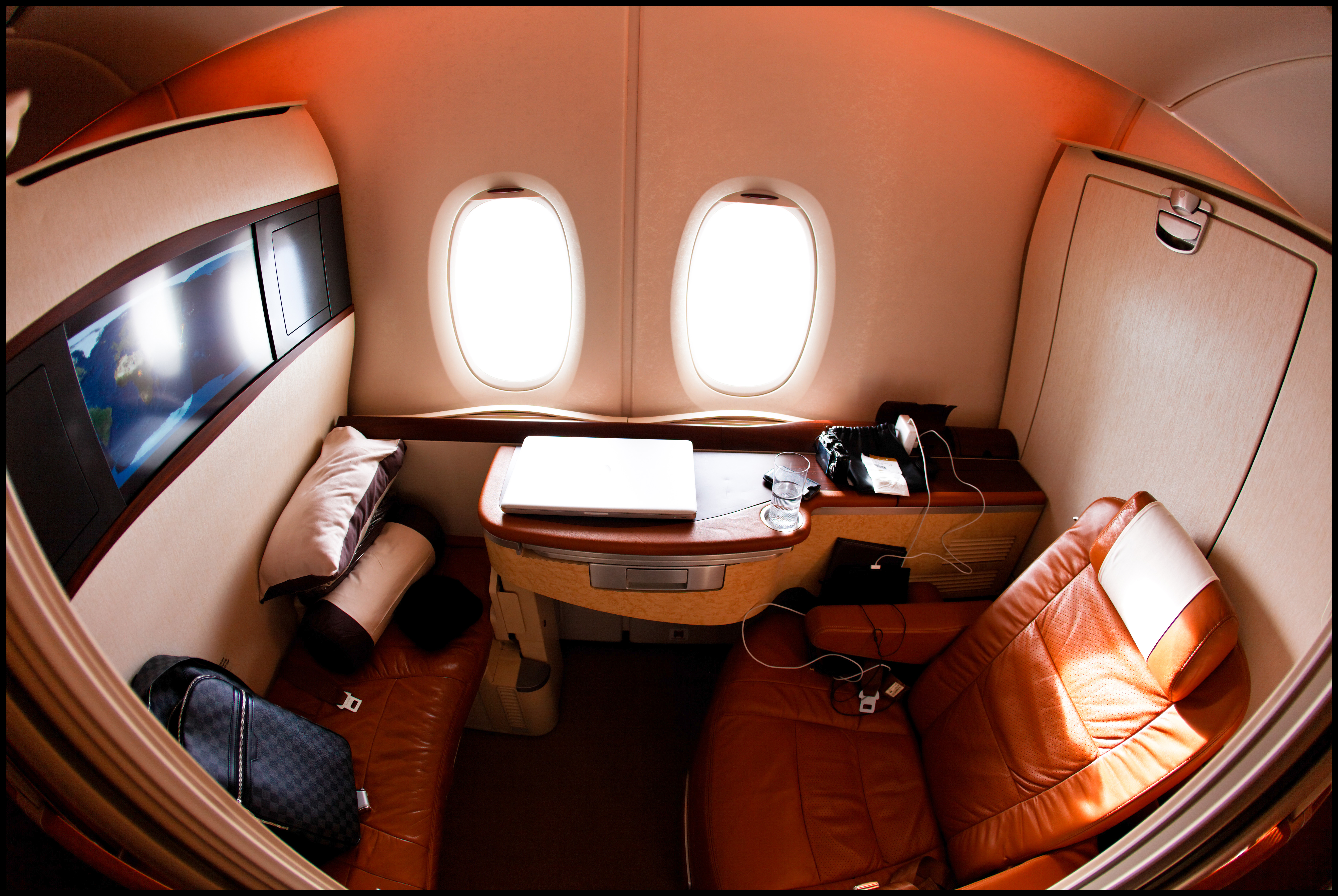 Travel tip tuesday how to fly first for First class suite airline