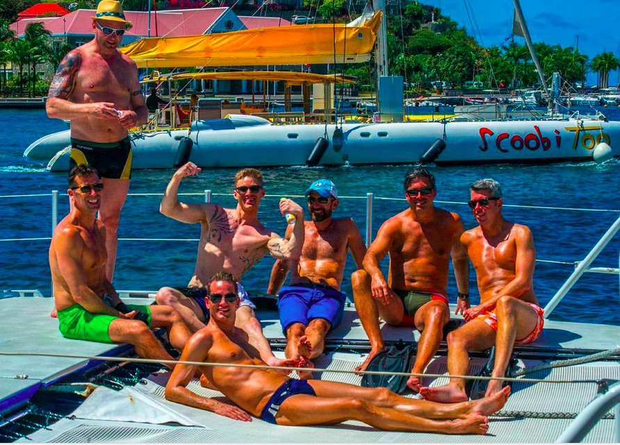 Atlantis cruise excursion as seen in ManABoutWorld gay travel magazine