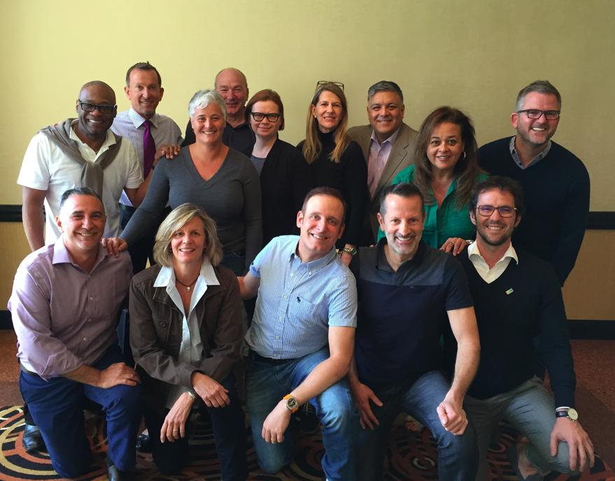 The IGLTA Board of Directors