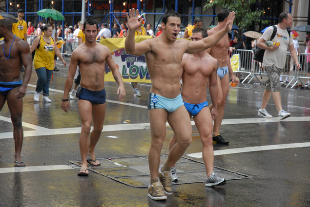 AS seen in gay travel magazine ManAboutWorld