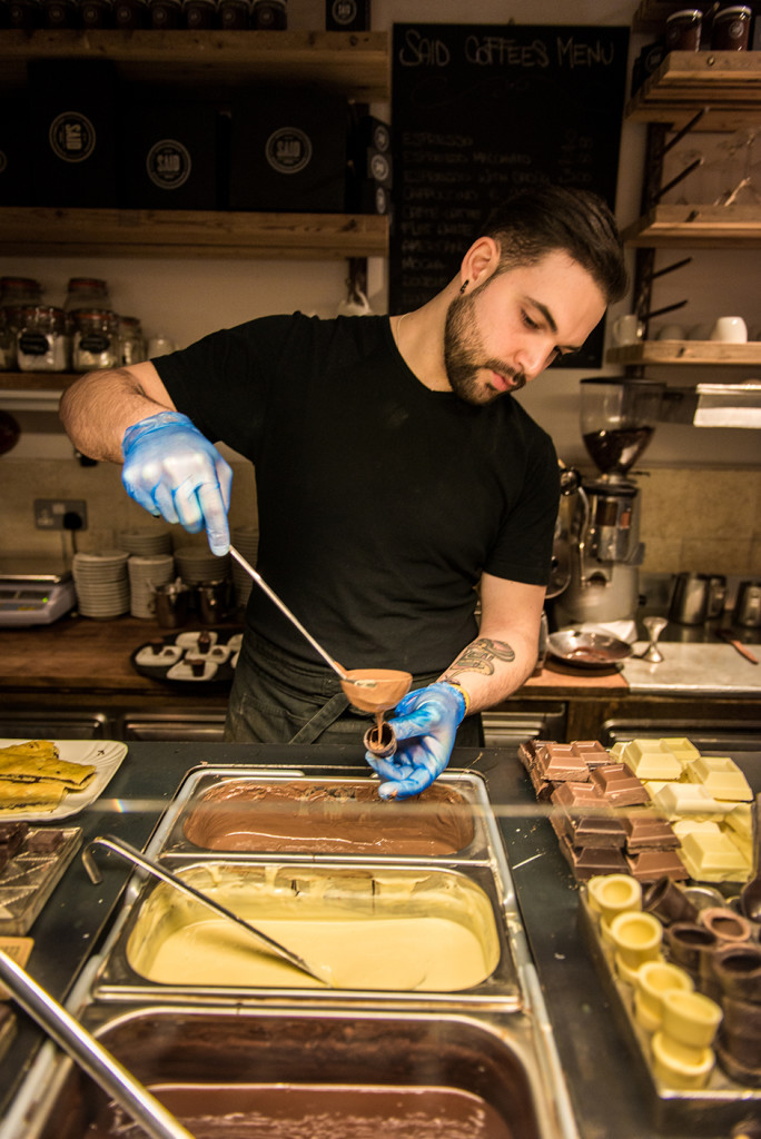 An Eating Europe tour gives you the chance to experience London's Soho