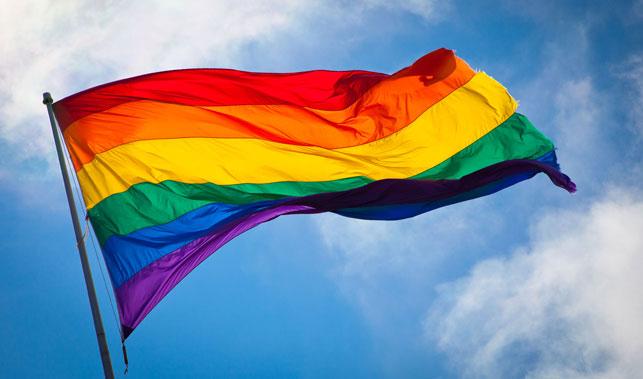 The LGBT Rainbow Flag