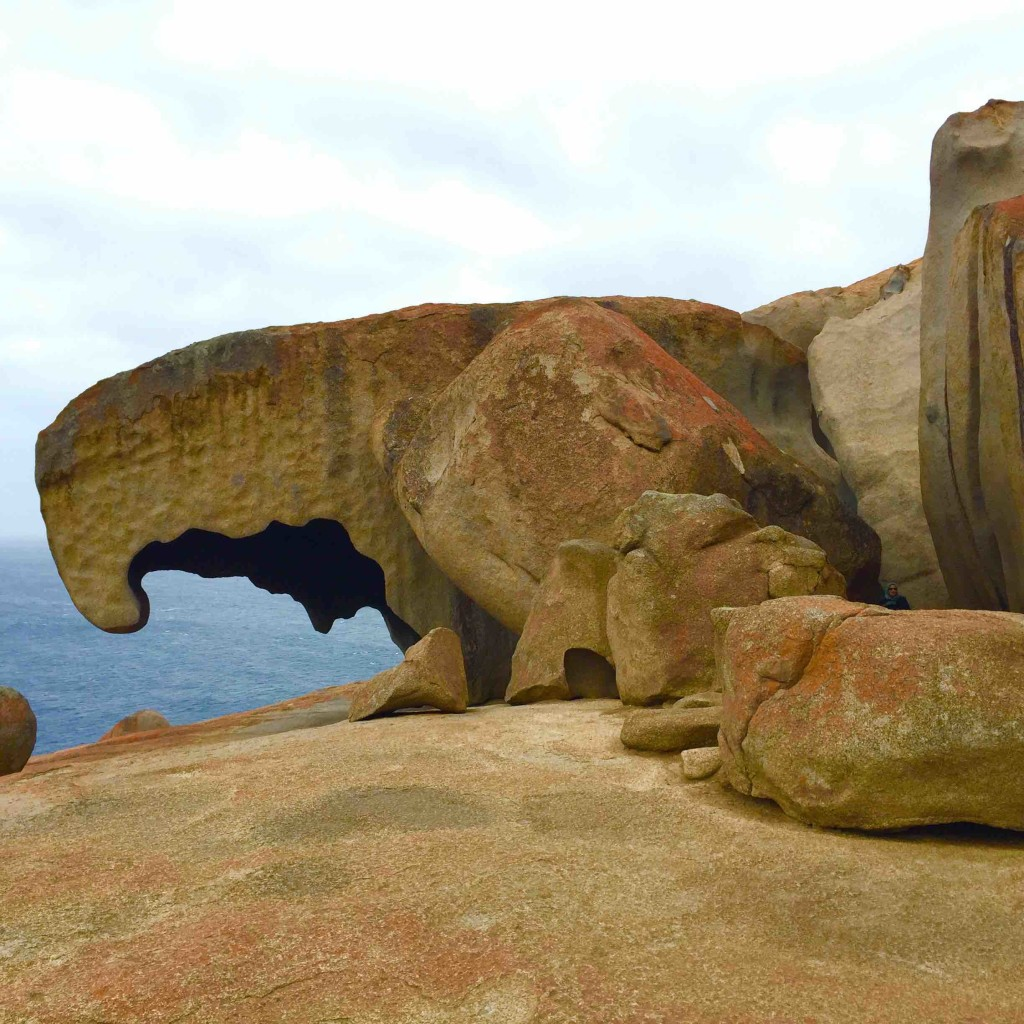 Remarkable Rocks. Literally