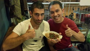 NomadicBoys top 10 favorite foods in ManAboutWorld gay travel magazine