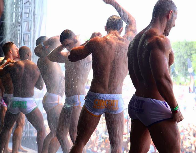 Barcelona Circuit Festival 2015 in ManAboutWorld gay travel magazine