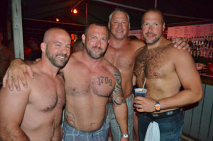 Provincetown bear week, ManAboutWorld gay travel magazine