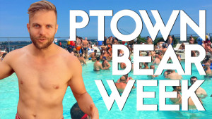 Tom Goss, Provincetown for Bear Week, ManAboutWorld gay travel magazine