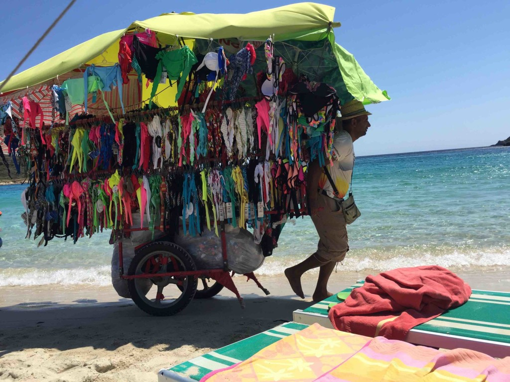 Sardinia' stunning beaches and more in ManAboutWorld gay travel magazine