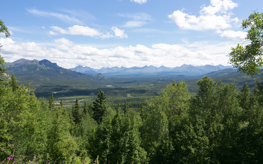 Gorgeous landscapes in Alaska, in ManAboutWorld gay travel magazine