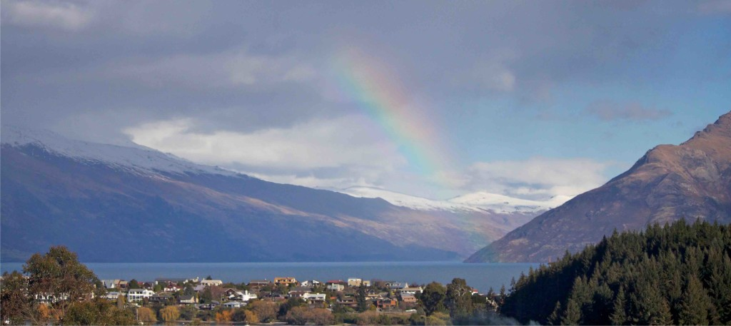 Gay ski and board at gay ski week, Queenstown, NZ in ManAboutWorld gay travel magazine