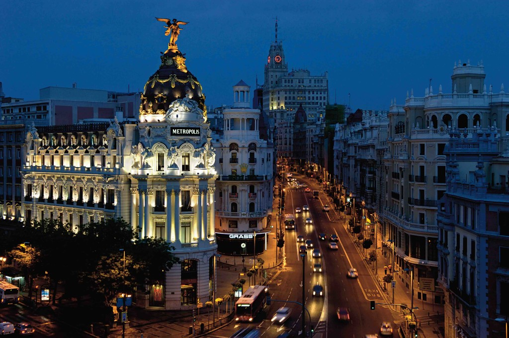 Madrid in ManAboutWorld gay travel magazine