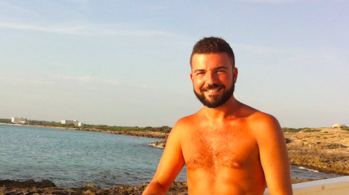 Sergio Scardia, ManAboutWorld global correspondent