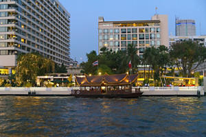 Mandarin Oriental in Bangkok, in ManAboutWorld gay travel magazine