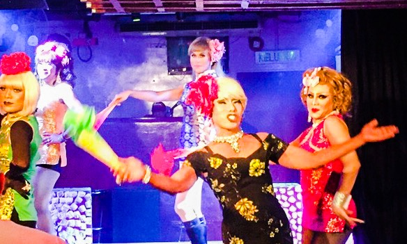 Drag in Kuala Lumpur, Malaysia and in ManAboutWorld gay travel magazine