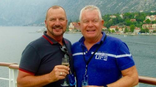 John Walker & Gavin Patterson