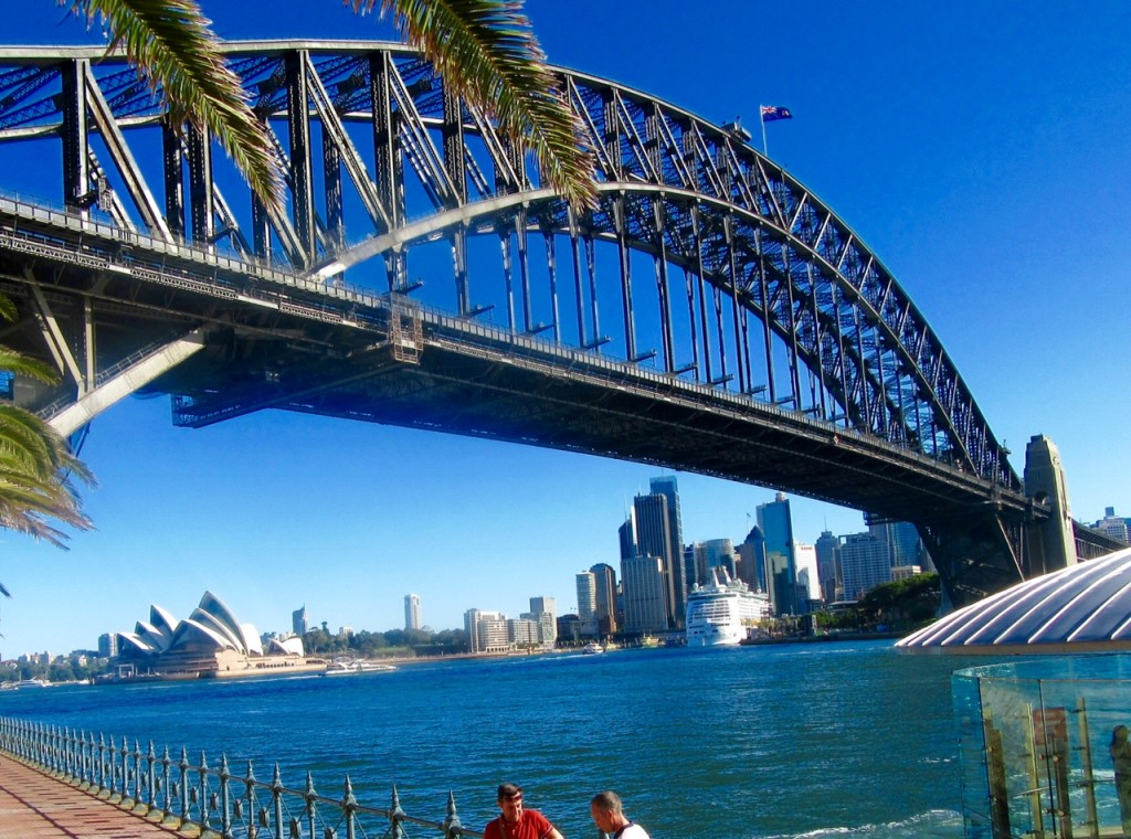 Downunder: Australia and New Zealand by John Walker correspondent for ManAboutWorld gay trabvel magazine
