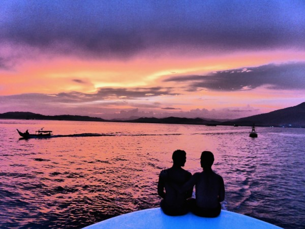 Nomadic Boys are heading to the Galapagos, ManAboutWorld gay travel magazine