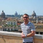 Paul Bachant, ManAboutWorld gay travel correspondent