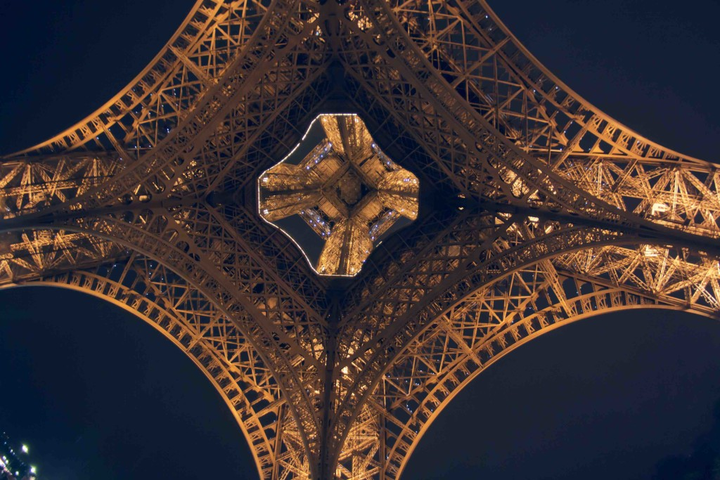 Eiffel Tower, Paris in ManAboutWorld gay travel magazine