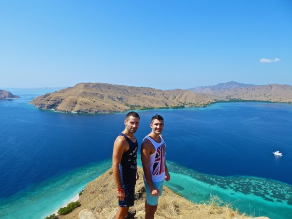 Nomadic Boys head to Galapagos Islands, ManAboutWorld gay travel