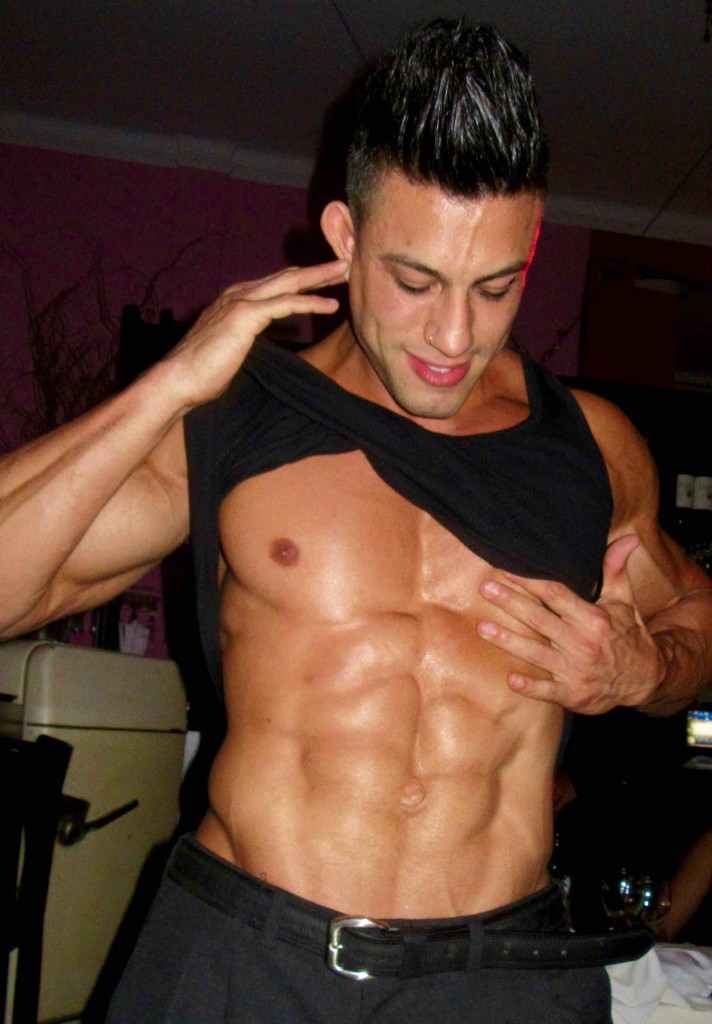 Dancer in Buenos Aires and ManAboutWorld gay travel magazine
