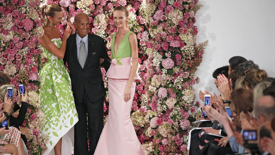 Oscar de la Renta one of the two exciting Exhibits coming to San Francisco