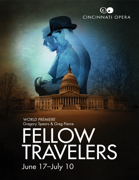 Fellow Travelers, a gay-themed opera in Cincinnati and featured in ManAboutWorld gay travel magazine