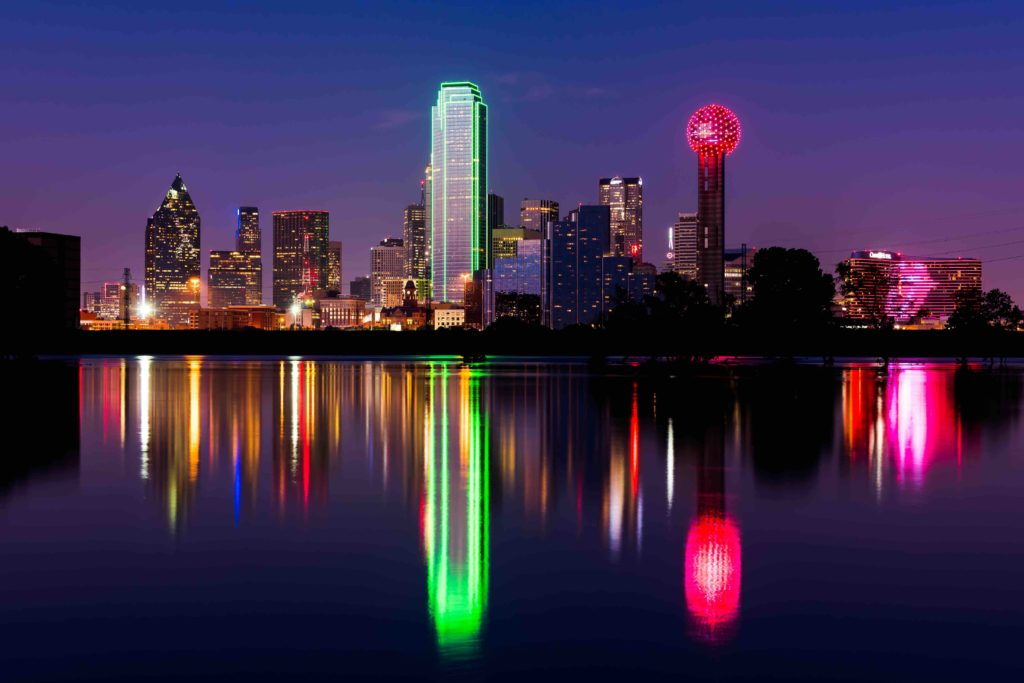 Dallas Gay Pride in ManAboutWorld gay travel magazine