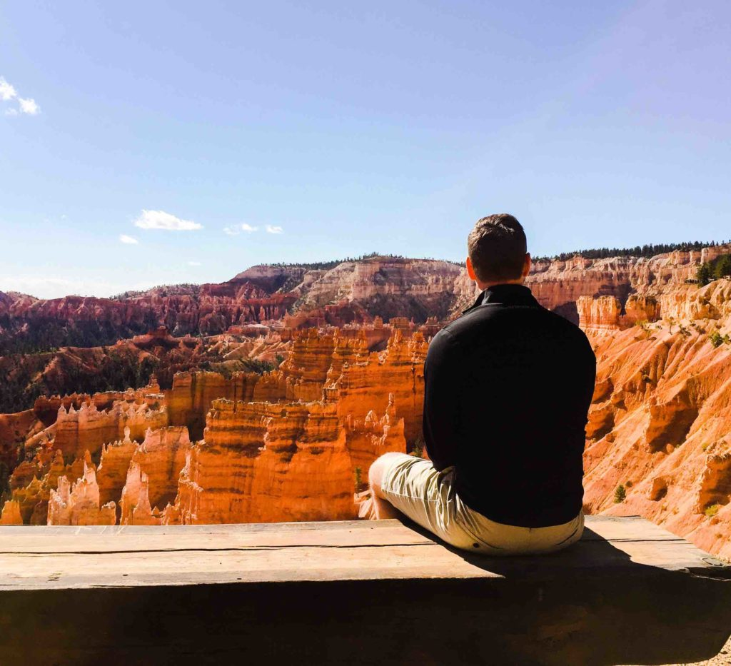 Bryce Canyon by Michael Siebert in ManAboutWorld gay travel magazine