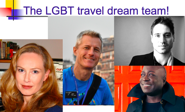 LGBT travel show at the LA Convention Center Feb 18-19