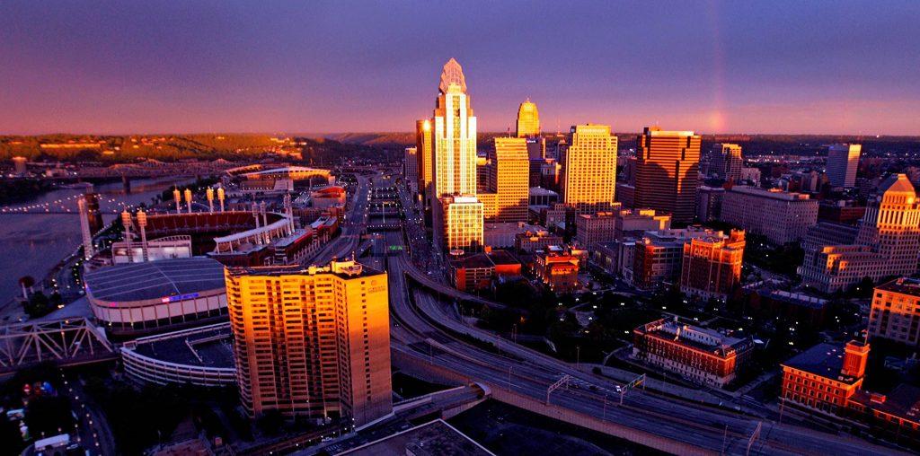 Cincinnati, Ohio in ManAboutWorld gay travel magazine