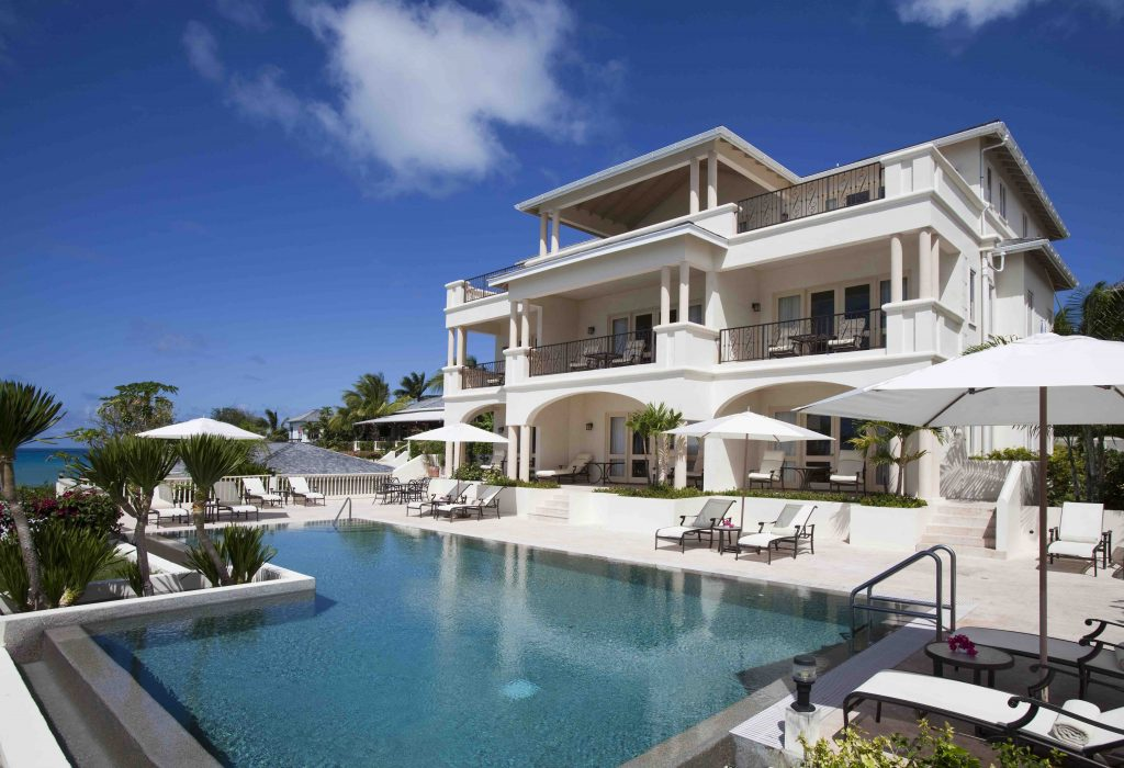 Blue Waters Resort & Spa, Antigua in ManAboutWorld gay travel magazine