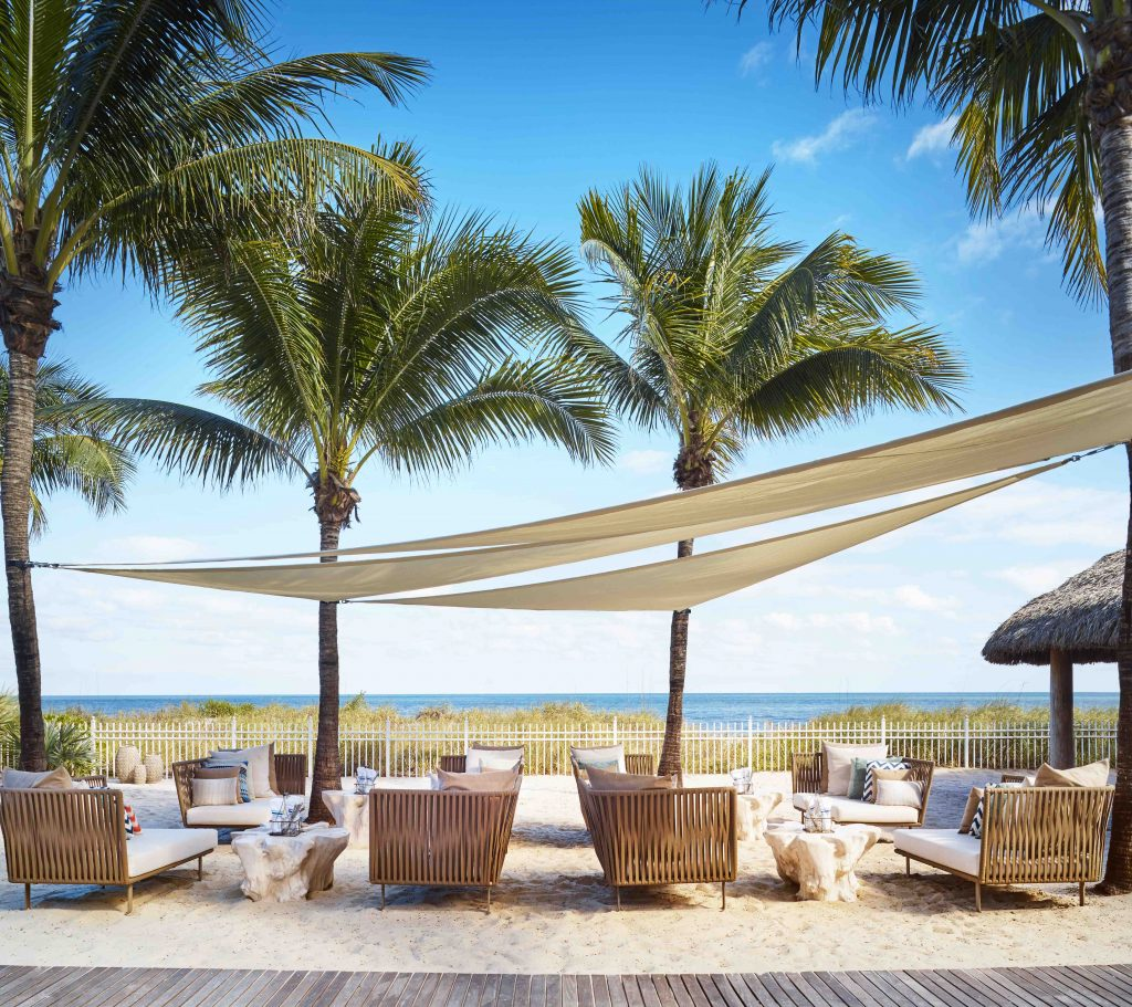 The Ritz-Carlton Key Biscayne, Miami in ManAboutWorld gay travel magazine