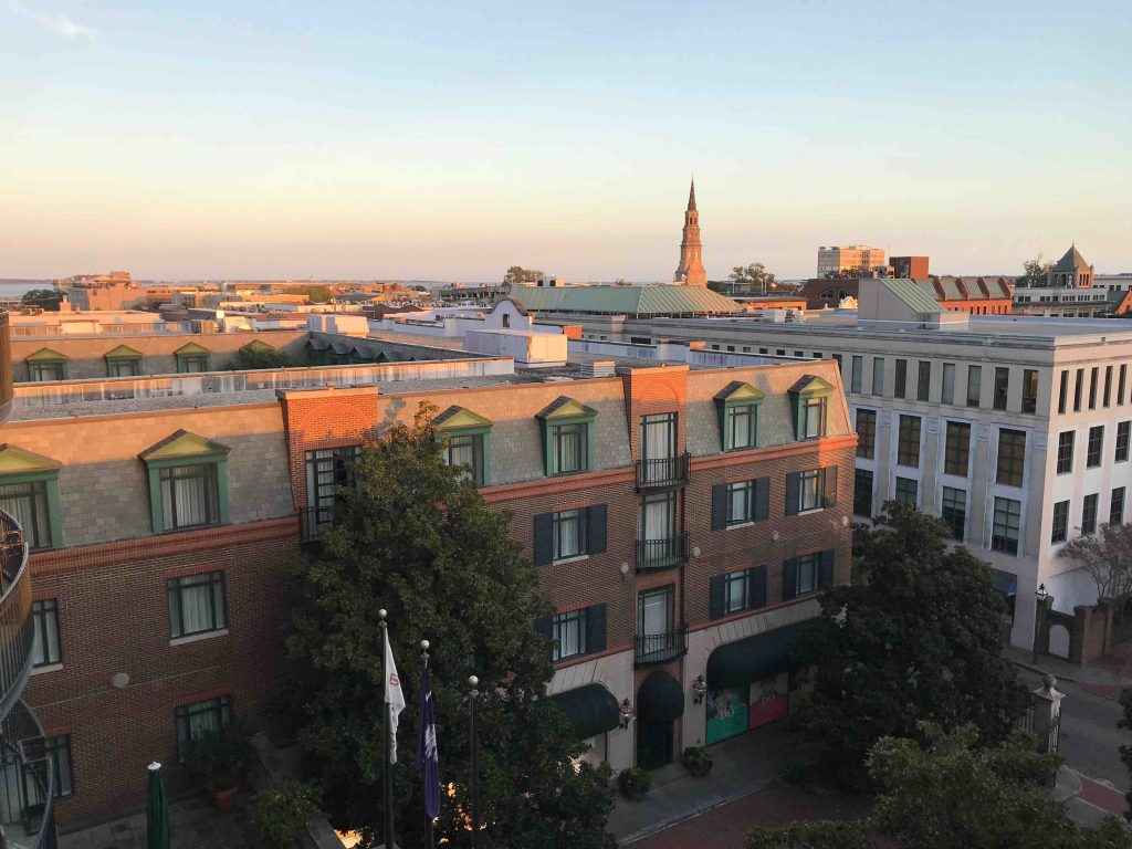Belmond in Charleston, SC and in ManAboutWorld gay travel magazine
