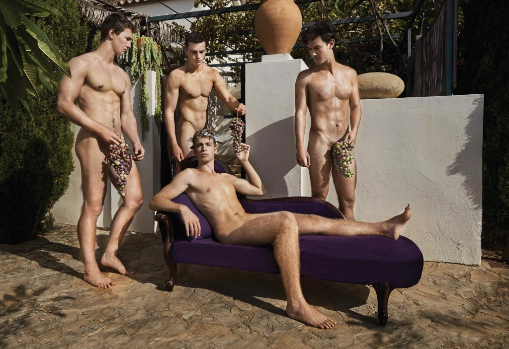 Warwick Rowers 2017 calendar shoot in ManAboutWorld gay travel magazin