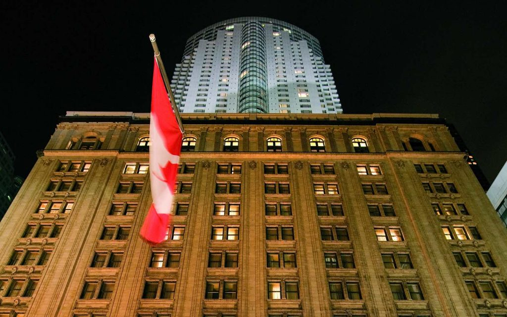 One King West Hotel in Toronto and in ManAboutWorld gay travel magazine