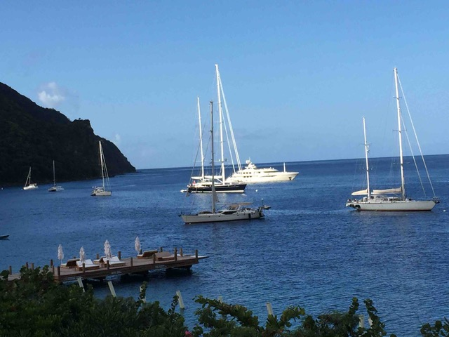St. Lucia in ManAboutWorld gay travel magazine