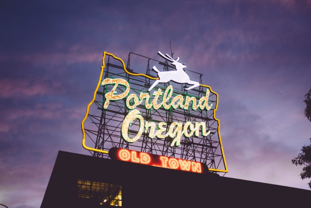 Portland, Oregon in ManAboutWorld gay travel magazine