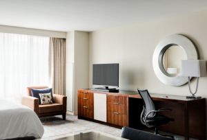 This year, our northeast corridor tour from DC to Boston landed us in three of the best convention Marriott Hotels