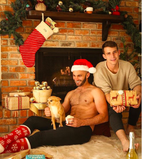 Big gay holiday gift guide in ManAboutWorld gay travel magazine