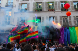 Is the Marais still gay? Read all about it in ManAboutWorld gay travel magazine