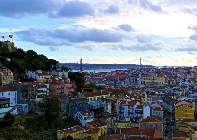 Lisbon in ManAboutWorld gay travel magazine