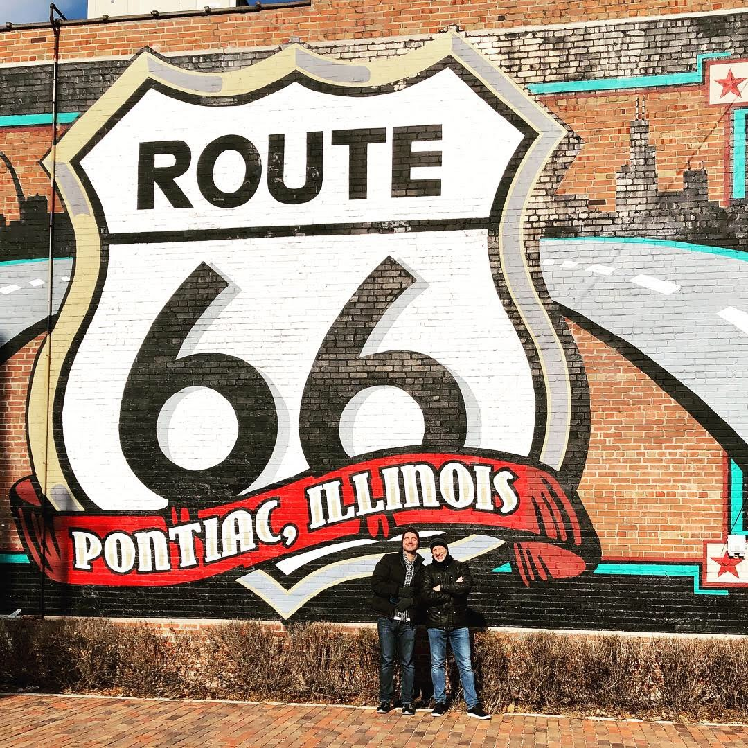 Route 66 in ManAboutWorld gay travel magazine