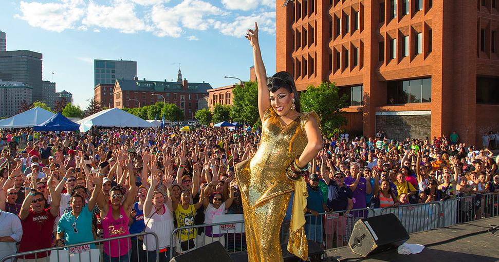 Rhode Island Pride in ManAboutWorld gay travel magazine